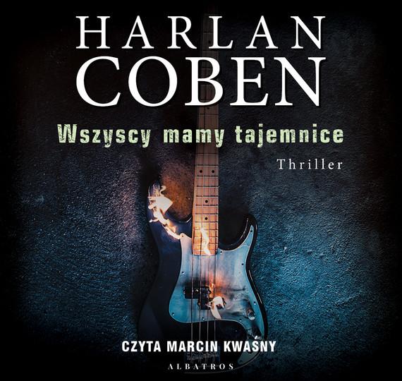 okładka WSZYSCY MAMY TAJEMNICEaudiobook | MP3 | Harlan Coben