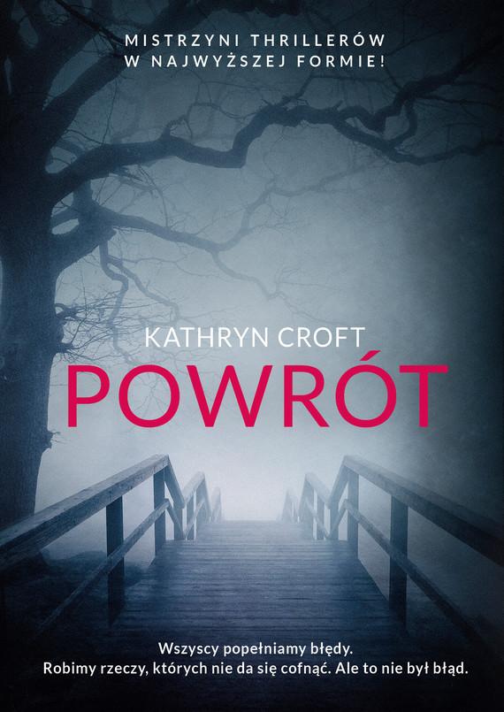 okładka Powrótebook | epub, mobi | Kathryn Croft