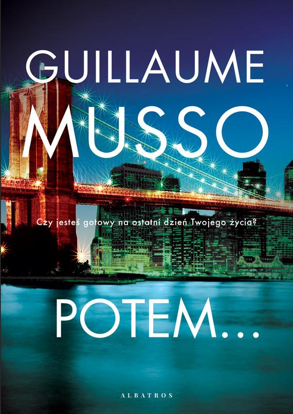 okładka POTEM…ebook   epub, mobi   Guillaume Musso