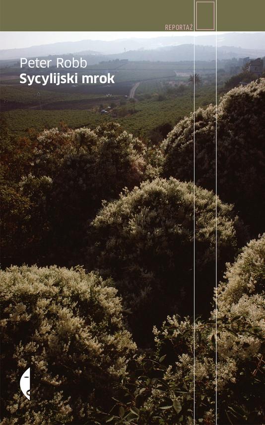 okładka Sycylijski mrokebook   epub, mobi   Peter Robb