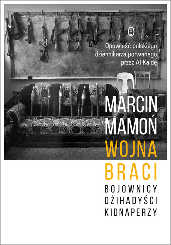 okładka Wojna braciebook   epub, mobi   Marcin Mamoń