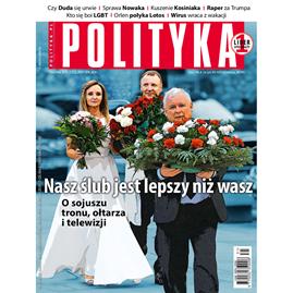 okładka AudioPolityka Nr 31 z 29 lipca 2020 rokuaudiobook | MP3 | Polityka