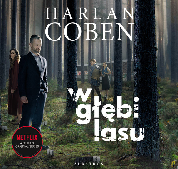 okładka W GŁĘBI LASUaudiobook | MP3 | Harlan Coben