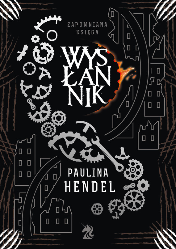 okładka Wysłannikebook | epub, mobi | Paulina Hendel