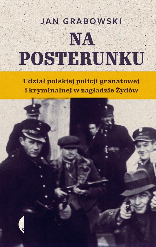 okładka Na posterunkuebook | epub, mobi | Jan Grabowski