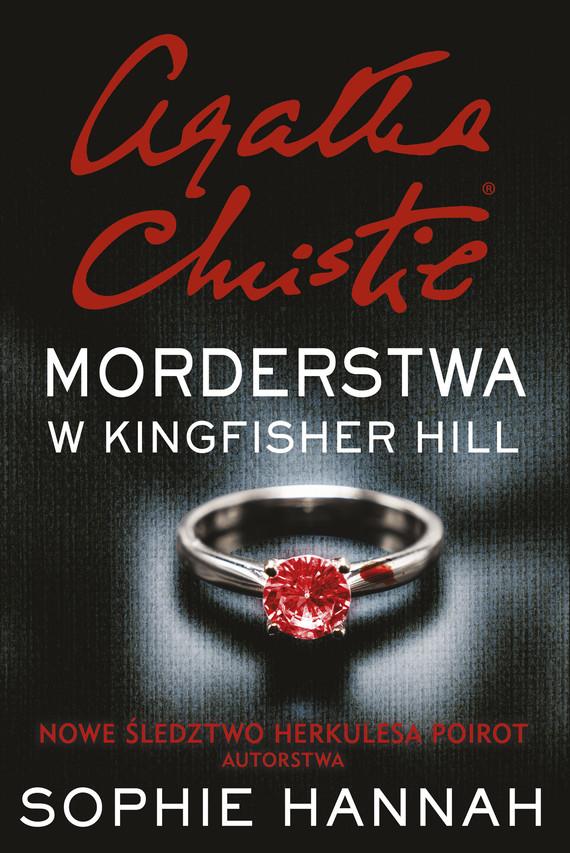 okładka Morderstwa w Kingfisher Hillebook | epub, mobi | Sophie Hannah