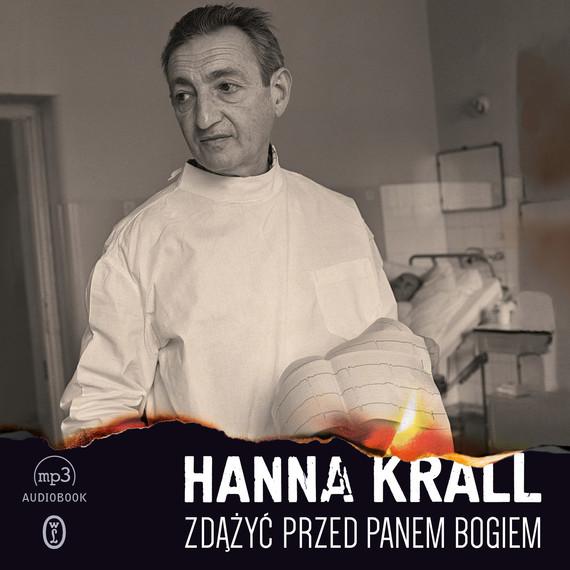 okładka Zdążyć przed Panem Bogiemaudiobook   MP3   Hanna Krall