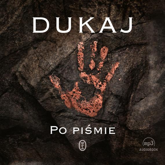 okładka Po piśmieaudiobook   MP3   Jacek Dukaj
