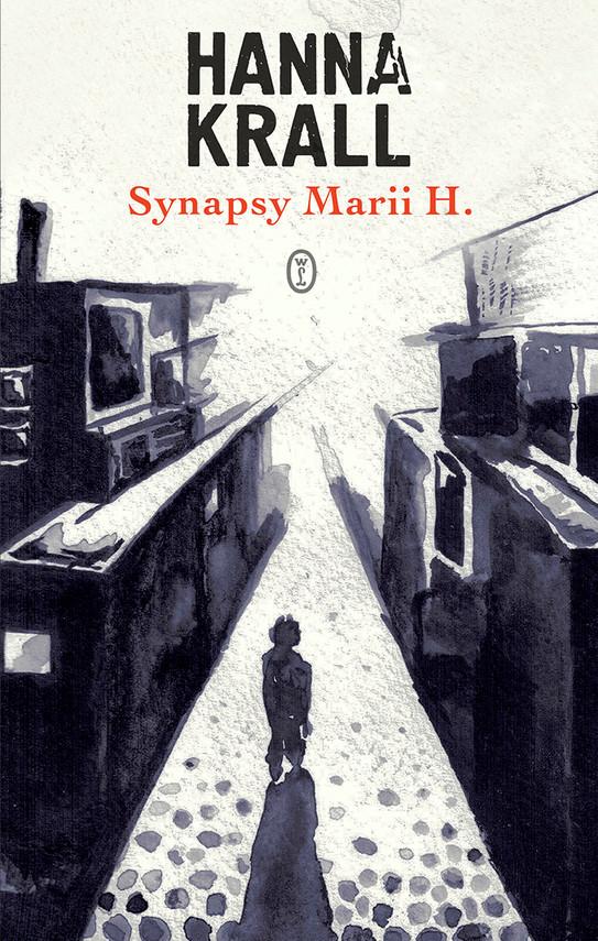 okładka Synapsy Marii H.ebook | epub, mobi | Hanna Krall
