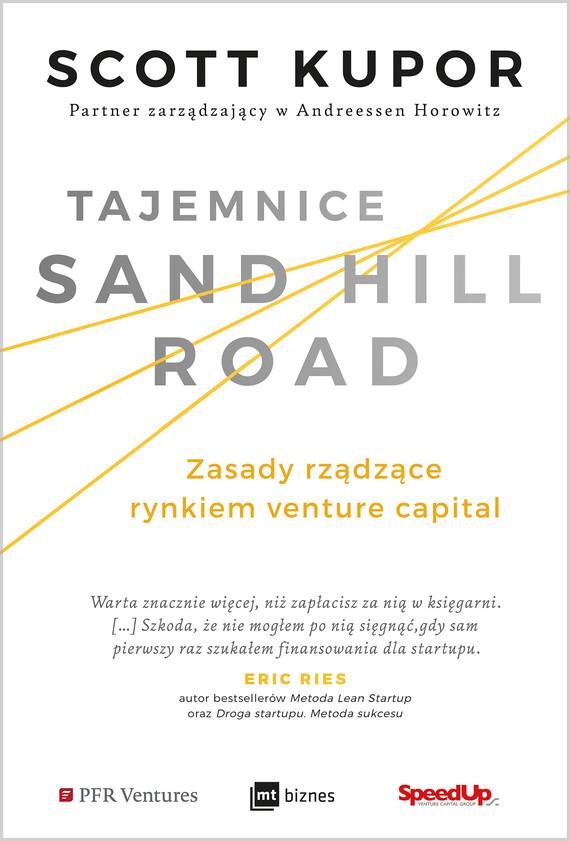 okładka Tajemnice Sand Hill Roadebook | epub, mobi | Scott Kupor