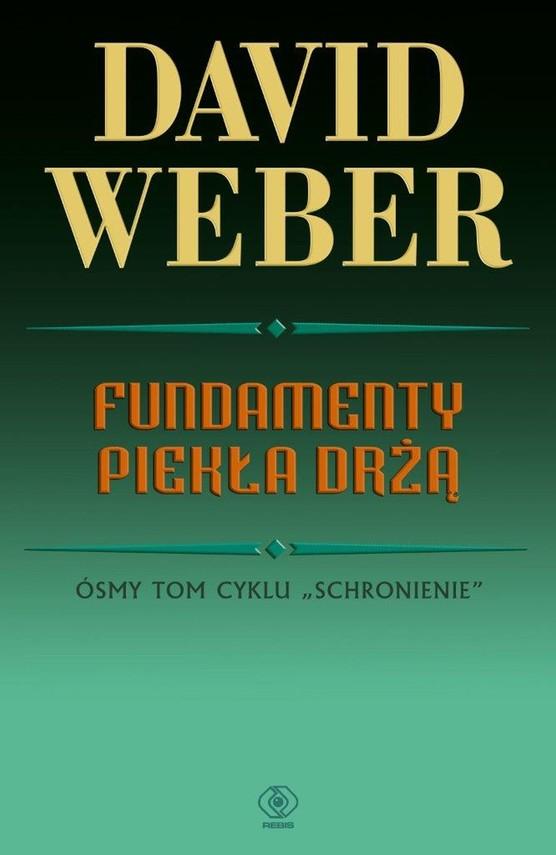 okładka Fundamenty piekła drżąebook | epub, mobi | David Weber