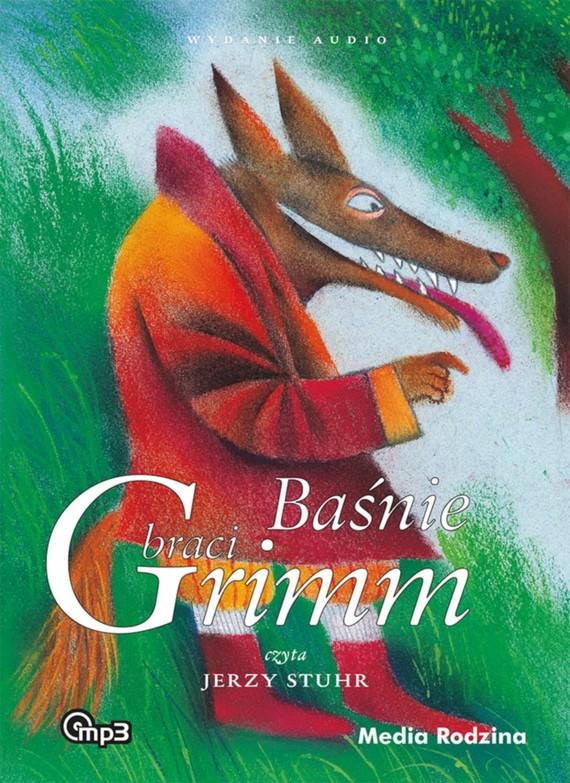 okładka Baśnie braci Grimm 1audiobook | MP3 | Wilhelm Grimm, Jakub Grimm
