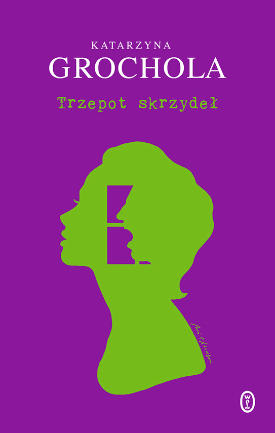 okładka Trzepot skrzydełebook | epub, mobi | Katarzyna Grochola