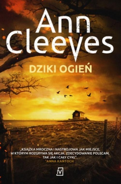 okładka Dziki ogieńksiążka |  | Ann Cleeves