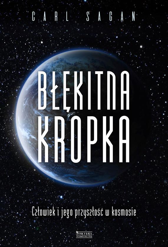 okładka Błękitna kropkaebook | epub, mobi | Carl Sagan