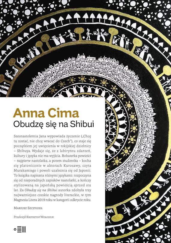 okładka Obudzę się na Shibuiebook | epub, mobi | Anna Cima