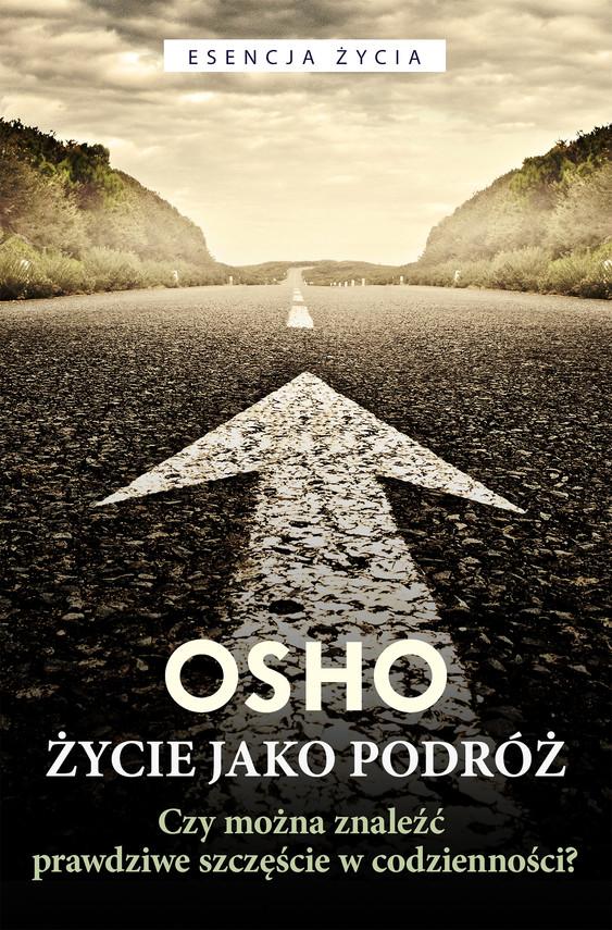 okładka Życie jako podróżebook | epub, mobi | OSHO