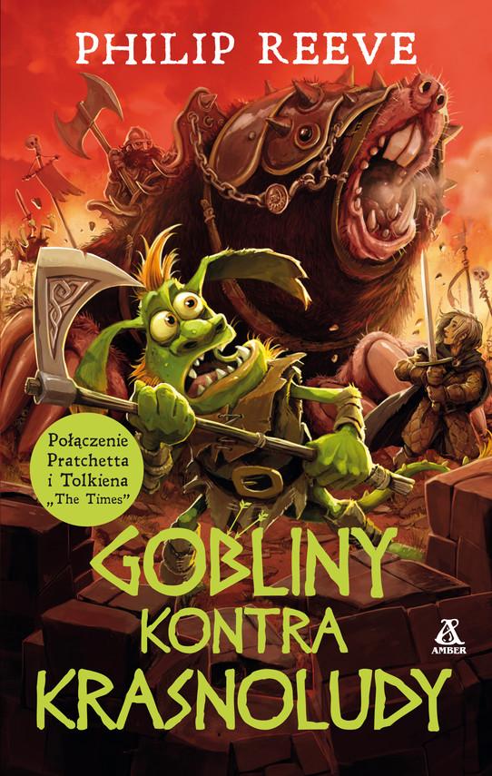 okładka Gobliny kontra krasnoludyebook | epub, mobi | Philip Reeve