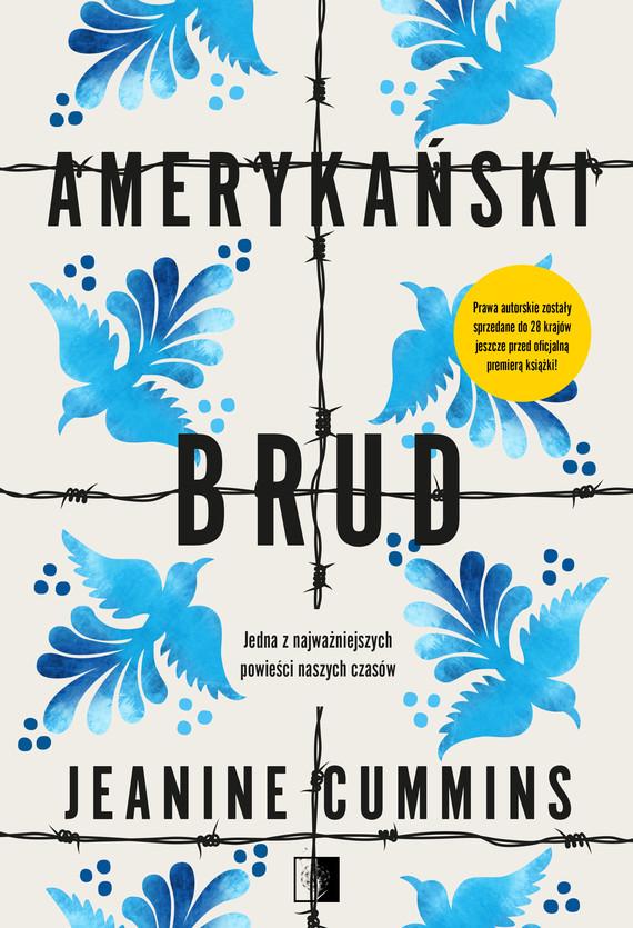 okładka Amerykański brudebook | epub, mobi | Cummins Jeanine