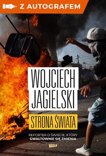 okładka Strona świata - autografksiążka |  | Wojciech Jagielski