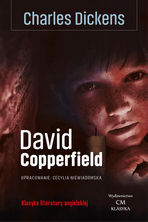 okładka David Copperfieldksiążka      Charles Dickens