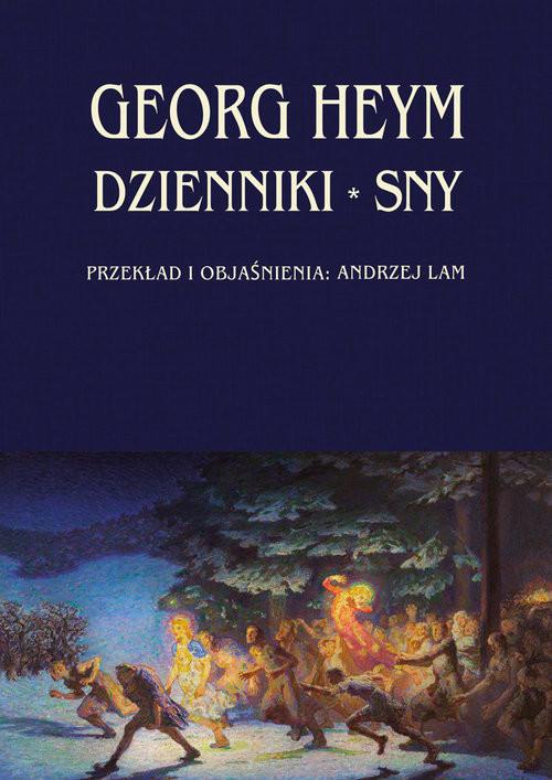 okładka Dzienniki Snyksiążka |  | Heym Georg