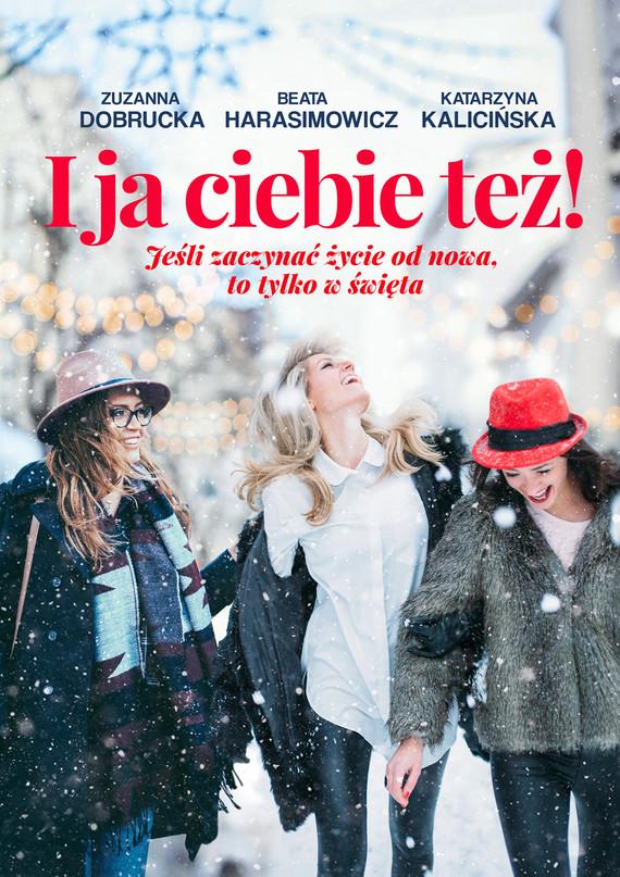 okładka I ja ciebie też!ebook | epub, mobi | Katarzyna Kalicińska, Zuzanna Dobrucka, Beata Harasimowicz