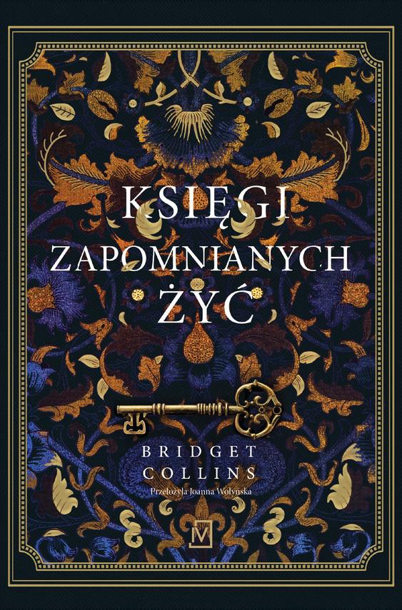 okładka Księgi zapomnianych żyćebook | epub, mobi | Bridget Collins