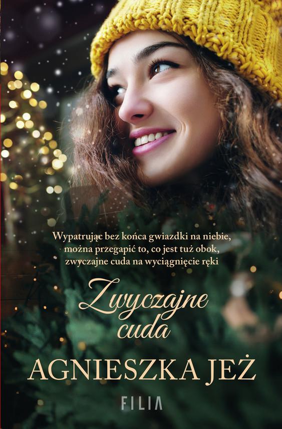 okładka Zwyczajne cudaebook | epub, mobi | Agnieszka Jeż