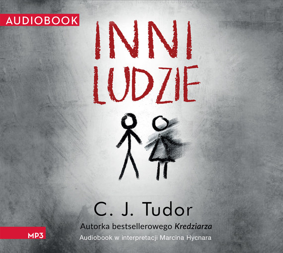 okładka Inni ludzieaudiobook | MP3 | C.J.  Tudor