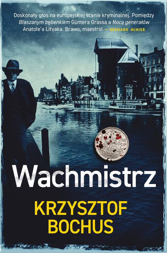 okładka Wachmistrzebook | epub, mobi | Krzysztof Bochus