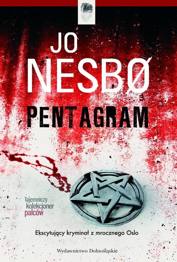 okładka Pentagramebook | epub, mobi | Jo Nesbø