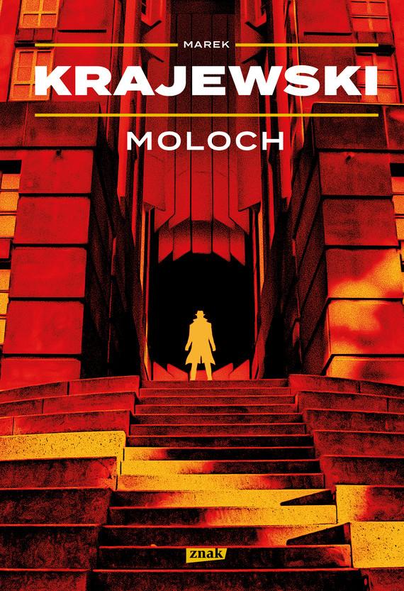 okładka Molochebook | epub, mobi | Marek Krajewski