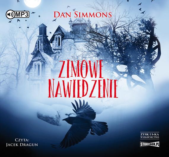 okładka Zimowe nawiedzenieaudiobook | MP3 | Dan Simmons