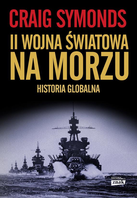 okładka II wojna światowa na morzuebook | epub, mobi | Craig Symonds