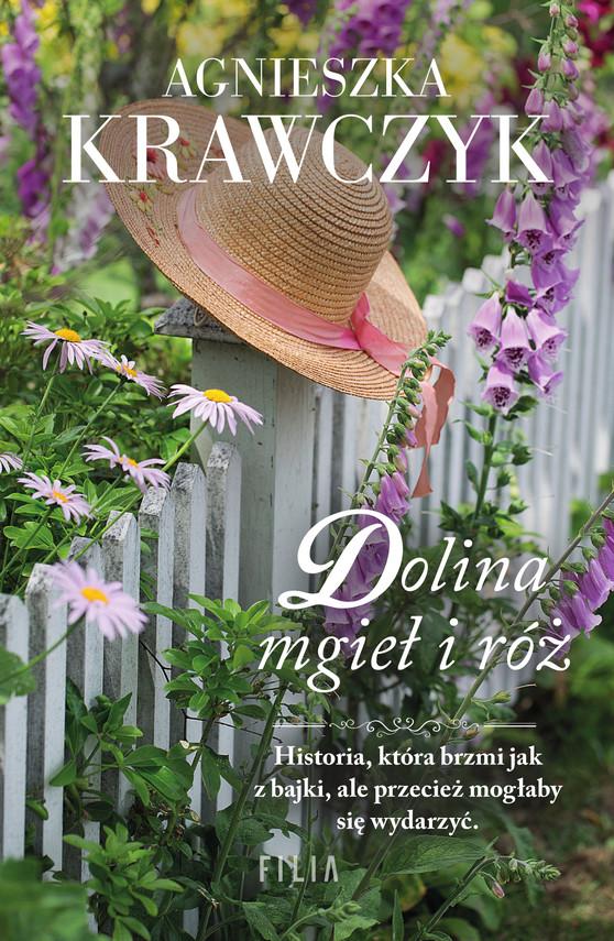 okładka Dolina mgieł i różebook | epub, mobi | Agnieszka Krawczyk