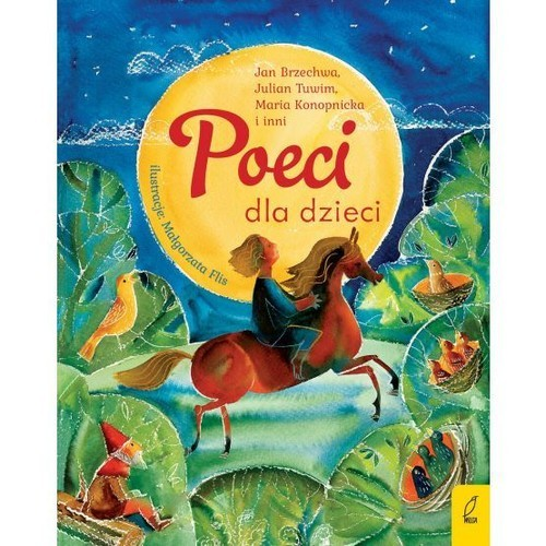 okładka Poeci dla dzieciksiążka     
