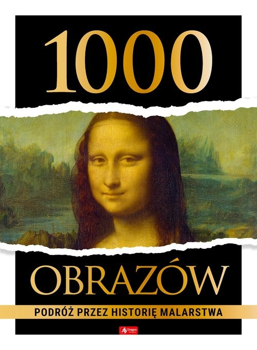 okładka 1000 obrazów. Podróż przez historię malarstwaksiążka |  | null null