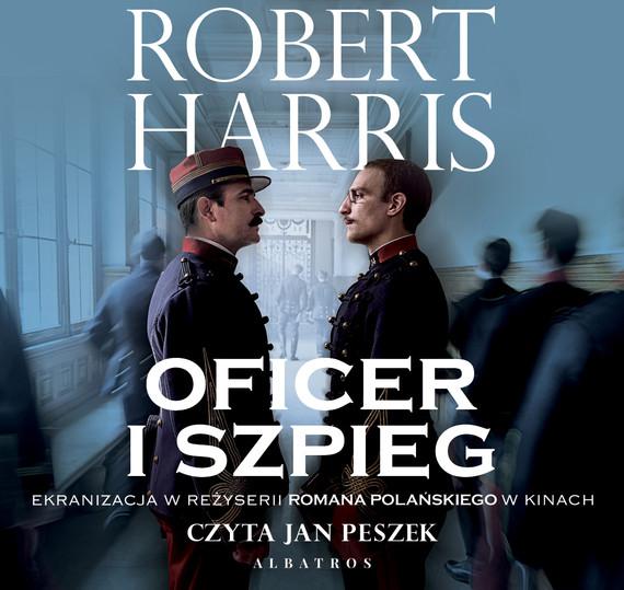 okładka OFICER I SZPIEGaudiobook | MP3 | Robert Harris