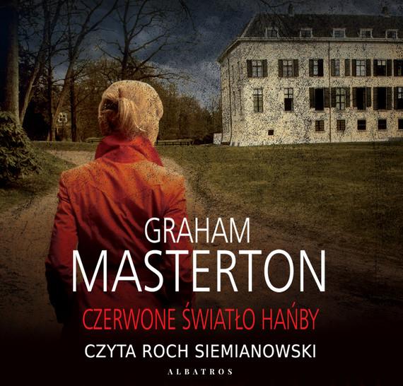 okładka CZERWONE ŚWIATŁO HAŃBYaudiobook | MP3 | Graham Masterton