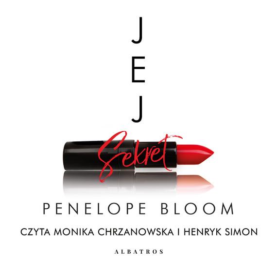 okładka JEJ SEKRETaudiobook | MP3 | PENELOPE BLOOM