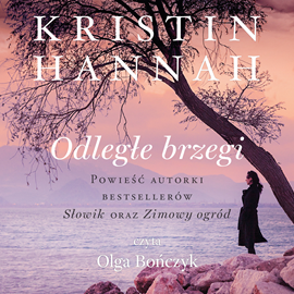 okładka Odległe brzegiaudiobook   MP3   Hannah Kristin