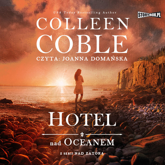 okładka Nad zatoką. Tom 1. Hotel nad oceanemaudiobook | MP3 | Colleen Coble