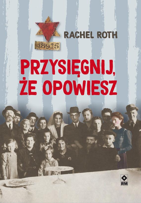 okładka Przysięgnij, że opowieszebook   epub, mobi   Rachel Roth