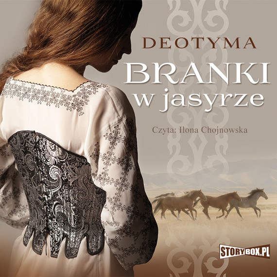 okładka Branki w jasyrzeaudiobook   MP3   Deotyma