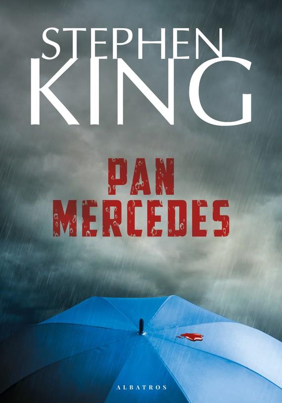 okładka PAN MERCEDESebook | epub, mobi | Stephen King