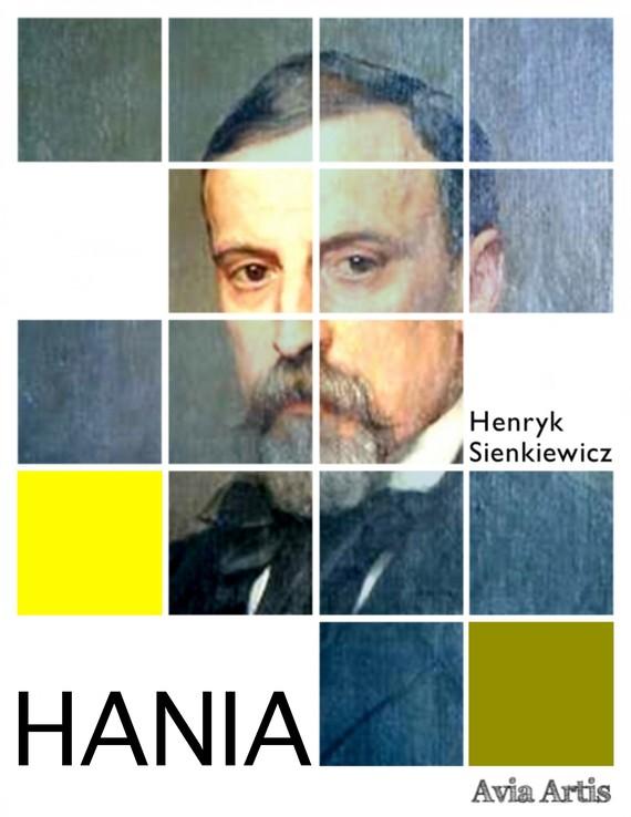 okładka Haniaebook | epub, mobi | Henryk Sienkiewicz