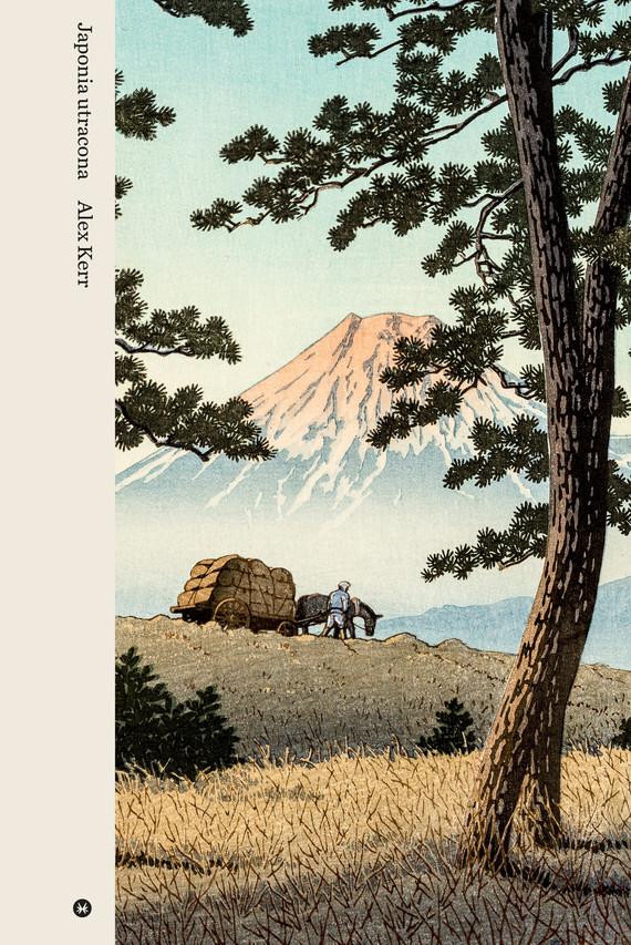 okładka Japonia utraconaebook | epub, mobi | Alex Kerr