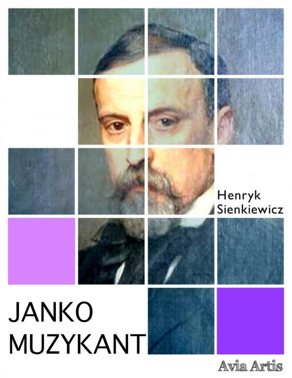 okładka Janko Muzykantebook | epub, mobi | Henryk Sienkiewicz
