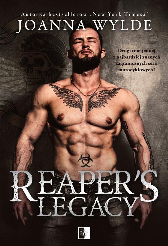 okładka Reaper's Legacyebook | epub, mobi | Joanna  Wylde